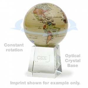 Crystal Base Globe