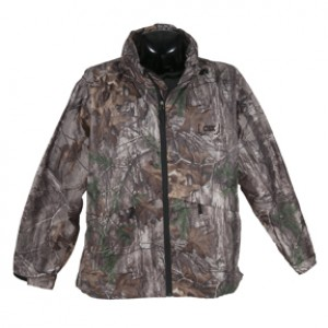 Lightweight REALTREE® Camo Jacket
