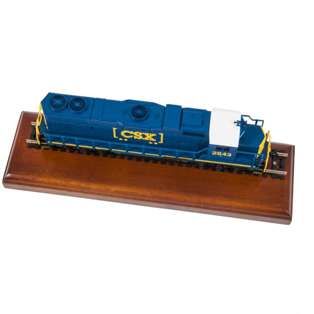 Csx How Tomorrow Moves Model Train