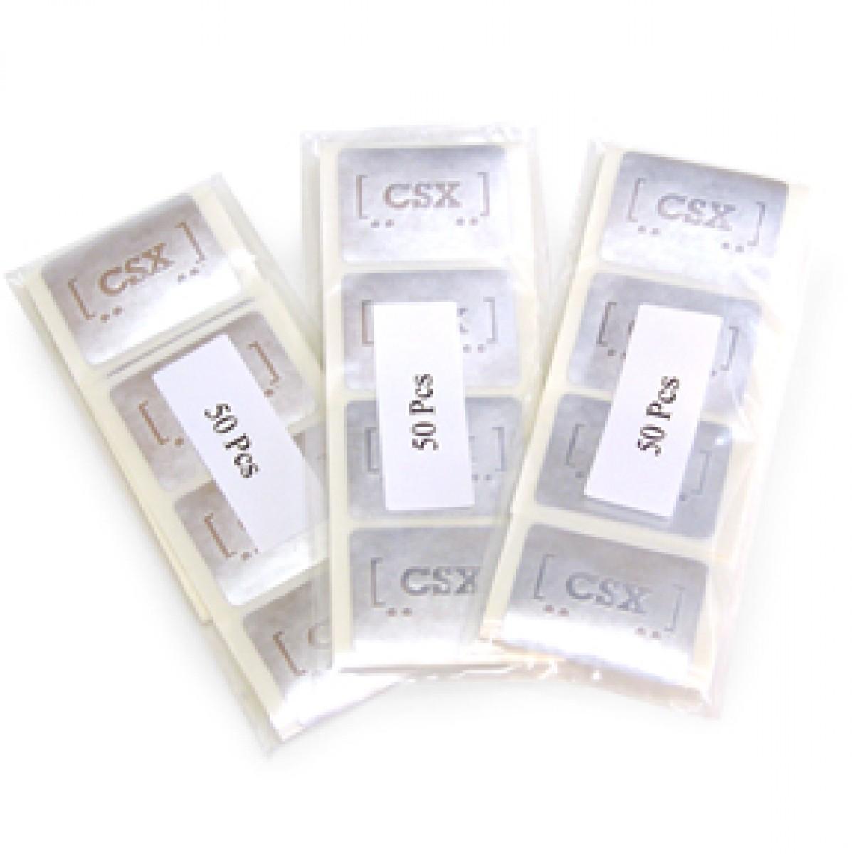 Csx Stock Quote: Silver Foil CSX Railcar Seal