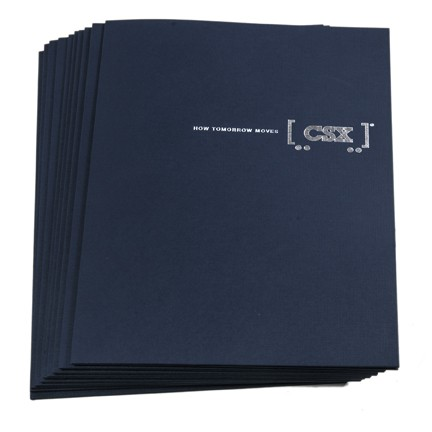 Presentation Folders - Pack of 10