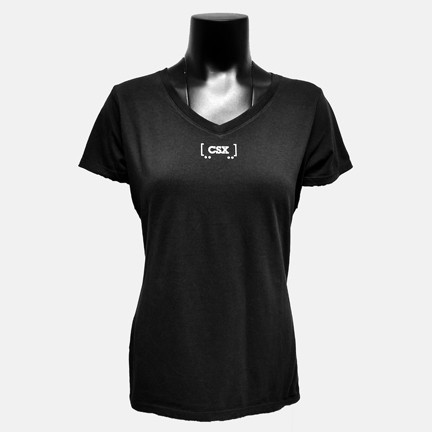 Ladies Railcar T-Shirt.