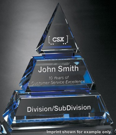 Accolade Pyramid Award