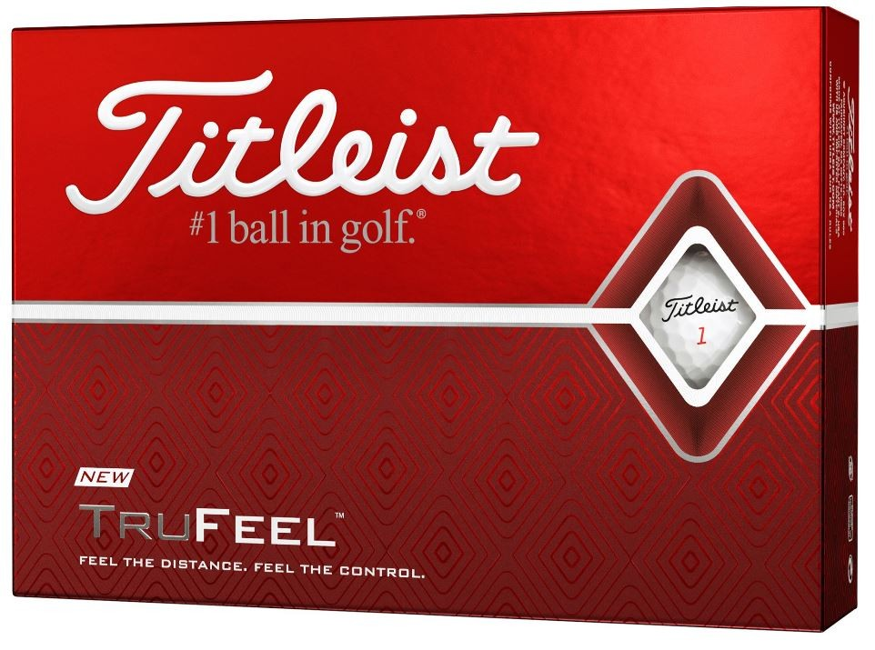 Golf Balls - Titleist TruFeel