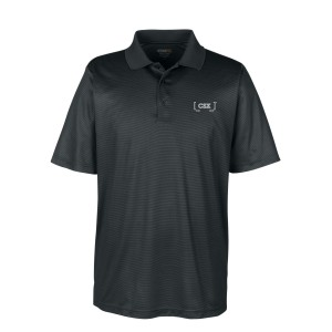 Microstripe Performance Polo