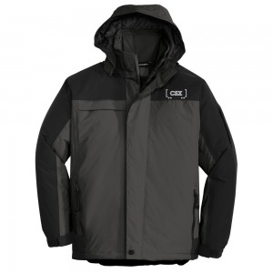 Waterproof Insulated Rain Jacket