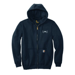 Cahartt Full Zip Sweatshirt