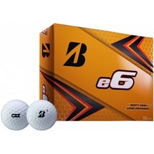 Golf Balls - Bridgestone e6