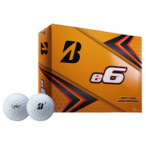 Golf Balls - Bridgestone e6