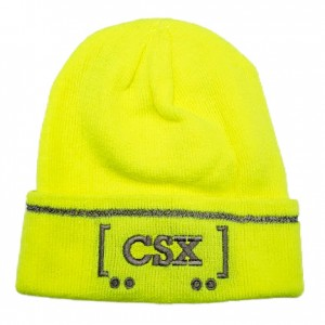 New Hire Neon Knit Cap
