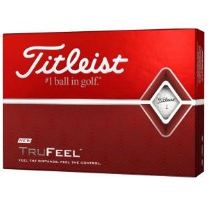 Golf Balls - Titleist TruFeel